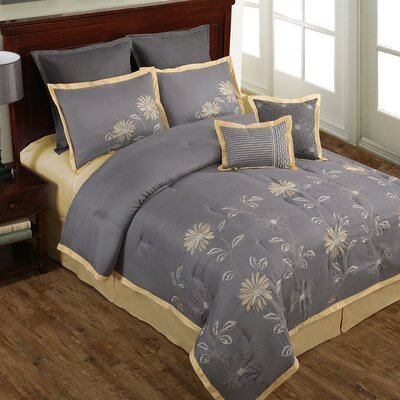 Mayflower 8 Piece Comforter Set