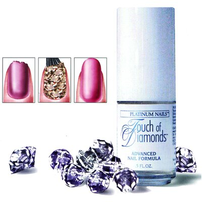 Beautyko Touch of Diamonds Nail Protector
