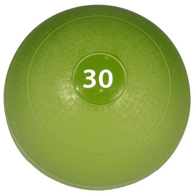 Muscle Driver USA 30 lb Slammer Ball in Green