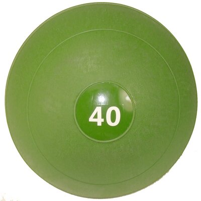 Muscle Driver USA 40 lb Slammer Ball in Green