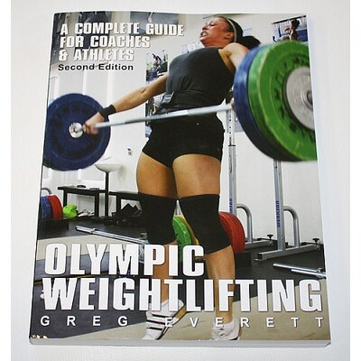 Muscle Driver USA Olympic Weightlifting Book Guide