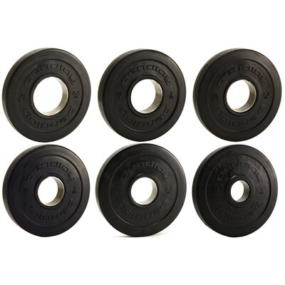 Muscle Driver USA Pendlay 1kg Rule Rubber Change Plate Set