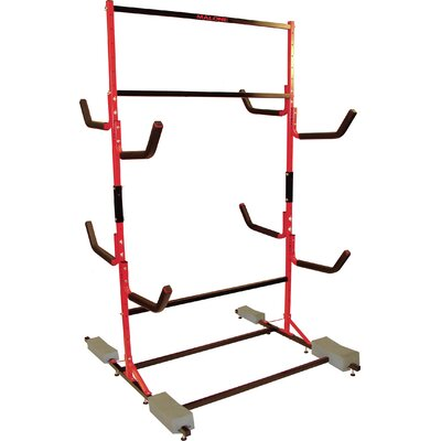 Malone Auto Racks FS Rack System 6 Kayak Storage Rack