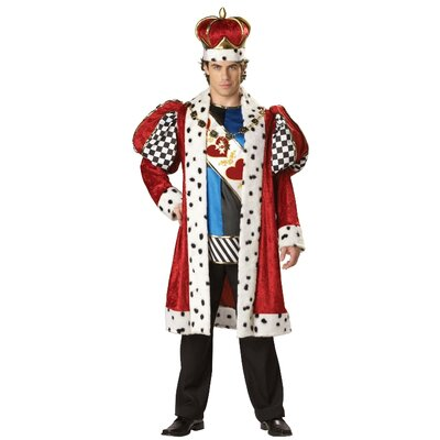 InCharacter Costumes King of Hearts Costume