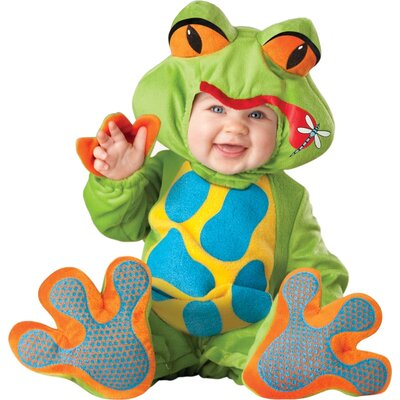 InCharacter Costumes Lil' Froggy Costume
