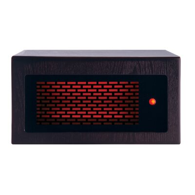 American Comfort Mini 1,200 Watt Infrared Cabinet Personal Space Heater