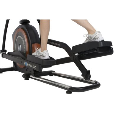 "Exerpeutic Fitness 650 Heavy Duty 23"" Fitness Club Stride Programmable Elliptical"