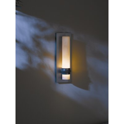 Hubbardton Forge Rook One Light Outdoor Wall Sconce