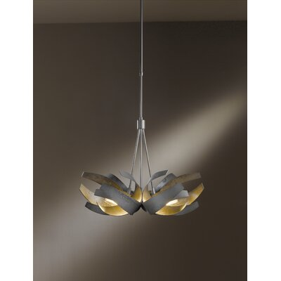 Hubbardton Forge Corona 6 Light Pendant