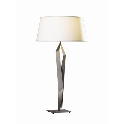 Hubbardton Forge Facet 1 Light Table Lamp