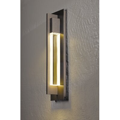Hubbardton Forge Airis 1 Light Outdoor Wall Sconce | Wayfair