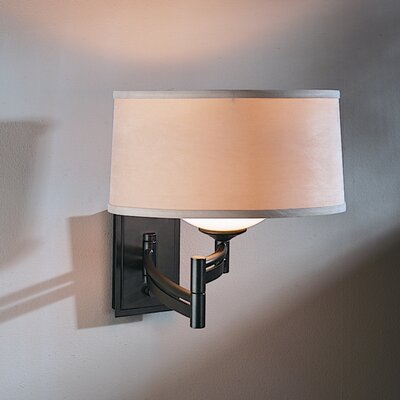 Wall Sconces No Wiring : Direct Wire Swing Arm Wall Sconce Wayfair
