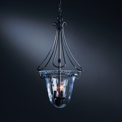Hubbardton Forge 3 Light Foyer Pendant