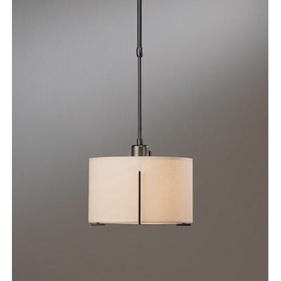 Hubbardton Forge Exos Single Shade Drum Pendant