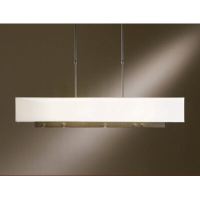 Fullered Notch 4 Light Pendant