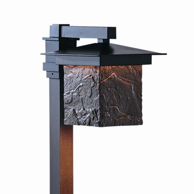 Hubbardton Forge Lightfall 1 Light Outdoor Post Lantern