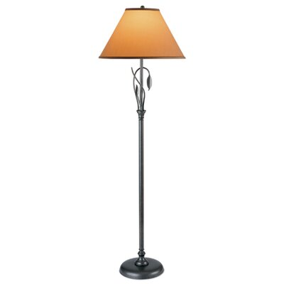 Hubbardton Forge Leaf 1 Light Floor Lamp