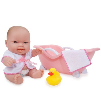 Lots to Love with Bathtub Doll