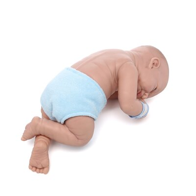 "JC Toys La Newborn - 14"" Anatomically Correct Real Boy Vinyl Doll"