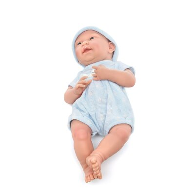 "JC Toys 15"" La Newborn (Real Boy!)"