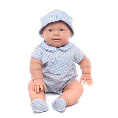 JC Toys Berenguer Boutique Lucas Boy Doll