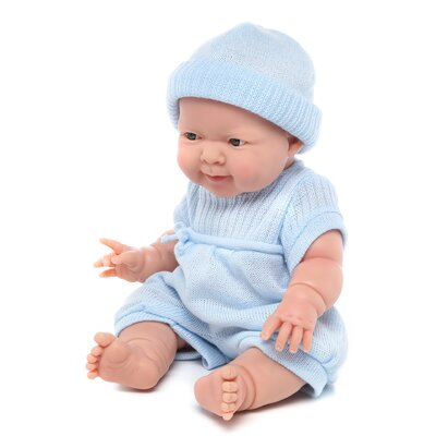 JC Toys Berenguer Boutique Lucas Knit Boy Doll
