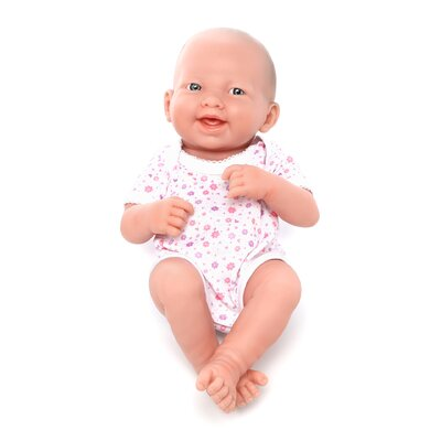 JC Toys Designed By Berenguer Newborn Doll with Deluxe Bath Set