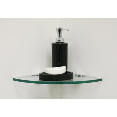 Spancraft Glass Bathroom Shelf