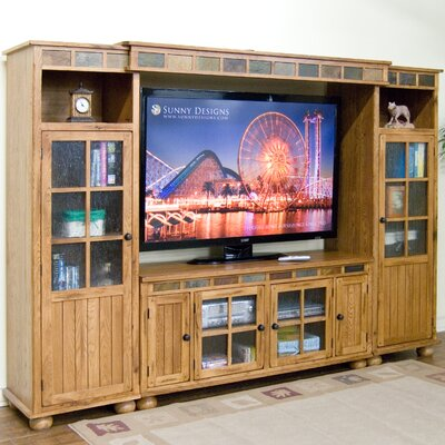 Sunny Designs Sedona Entertainment Center