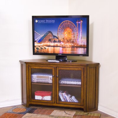 "Sunny Designs Timber Creek 55"" TV Stand"