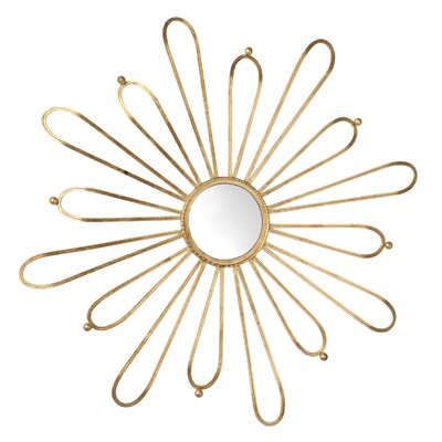Cyan Design Cleopatra Mirror in Gold