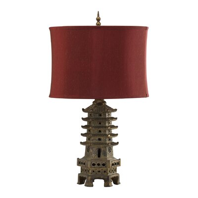 Cyan Design Pagoda Table Lamp