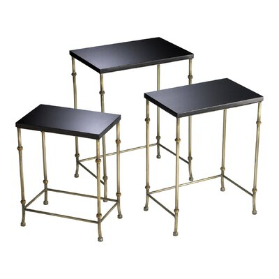Cyan Design Sanders 3 Piece Nesting Tables