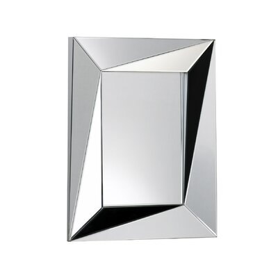 Cyan Design Edgewater Mirror in Clear