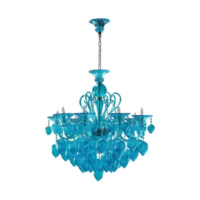 Cyan Design Bella Vetro Chandelier