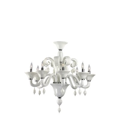 Cyan Design Treviso 8 Light Chandelier