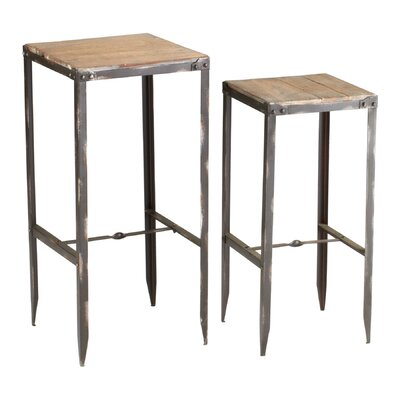 Cyan Design Camelback 2 Piece Nesting Tables