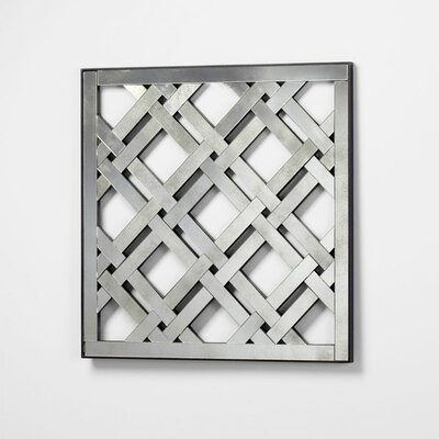 Cyan Design Square Mirrored Wall Decoration