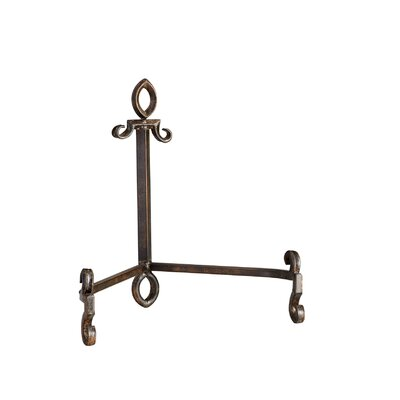 Cyan Design Large Julian Plate Rack in Rustic Bronze