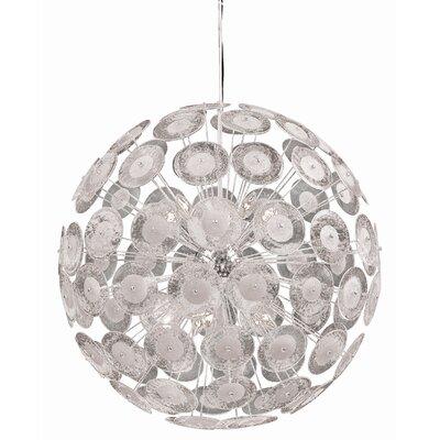 Cyan Design Dandelion 10 Light Globe Pendant