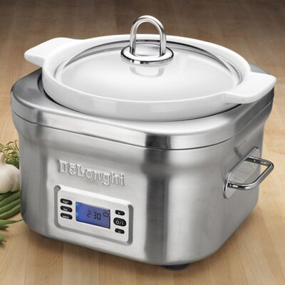 DeLonghi 5 Quart Slow Cooker