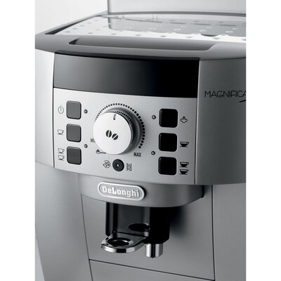 DeLonghi Magnifica XS Compact Super Automatic Cappuccino, Latte, and Espresso Machine