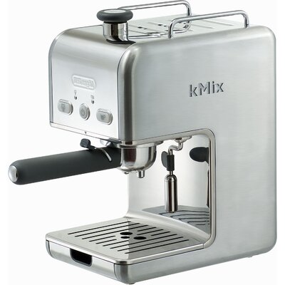 Delonghi kMix 15-Bar Pump Espresso Maker