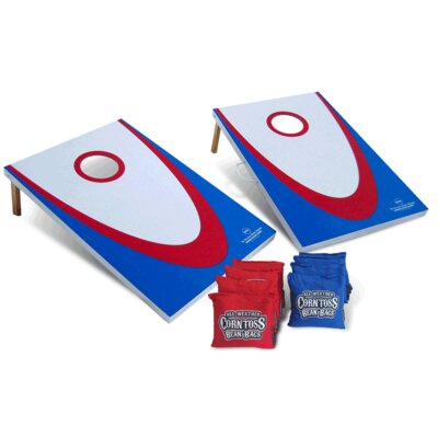 Driveway Games Company Backyard Edition Corntoss Bean Bag Game Set