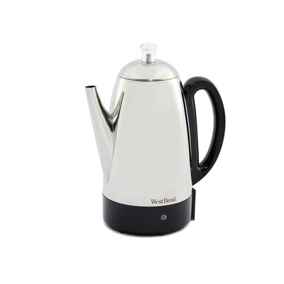 12 Cup Electric Percolator