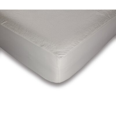 Southern Textiles Micro Plush™ Watereproof Mattress Protector with Mico-Velour Luxury