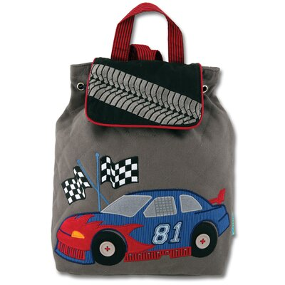 Stephen Joseph Signature Racecar Backpack