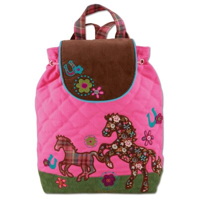 Stephen Joseph Signature Horse Backpack