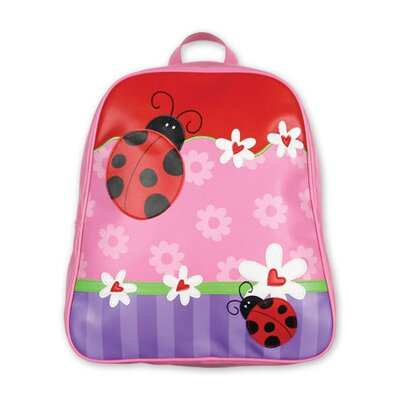 Stephen Joseph Ladybug Go-Go School Backpack