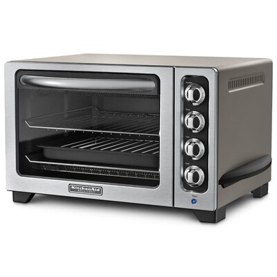 """KitchenAid 12"""" Countertop Toaster Oven"""